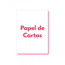 Papel de Cartas A4