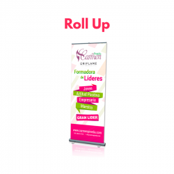 Expositores / Roll Up